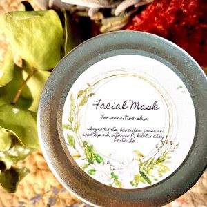 Acne Solution Facial Mask