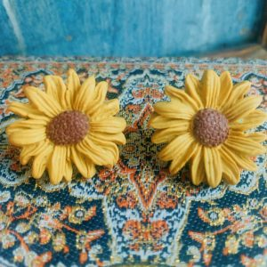 Ancestral Inca Sunflower Offerings