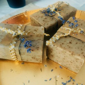 Cleansing Coffee Soap Bar