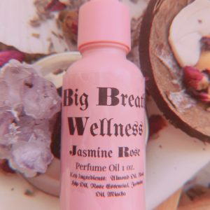 Jasmine Rose Perfume Oil (Soul Sister Collection)